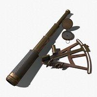 Old Nautical Tools