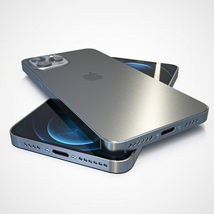 APPLE IPHONE 12 PRO MAX 3D