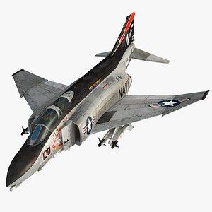 3D F4 B Phantom II VF-161 Chargers