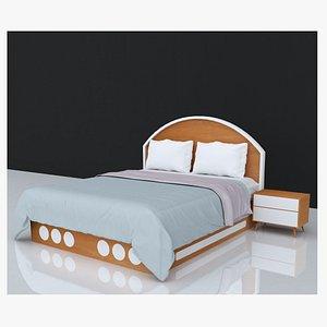 BED 26 3D model
