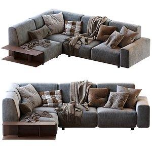 Sofa Aston 3D model