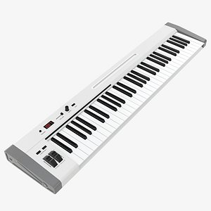 keyboard 61 key 3D