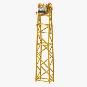 3D crane wa frame 1