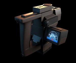 3D m314 motion tracker model