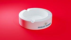 philip morris ashtray model