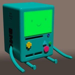 3D bmo console