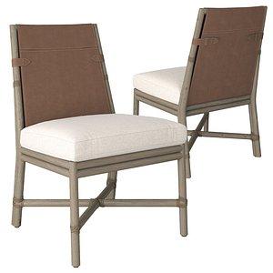 bercut chair 3D model