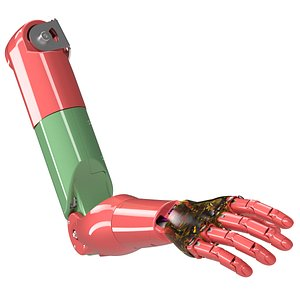 robot hand model