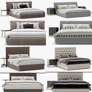 3D colzani bed