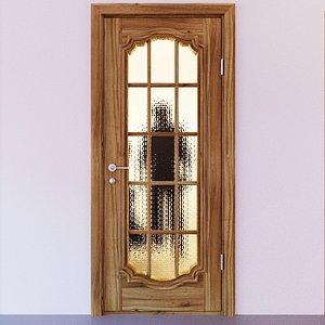 3D kit constructor 01 doors model