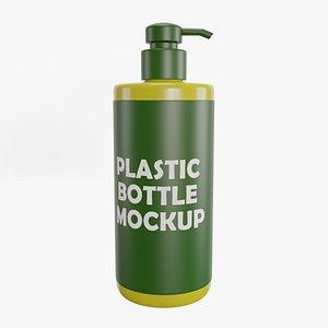 pump dispenser 3D model