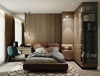Interior 005 Base Bedroom TEXTURES CAMERAS LIGHTS 2