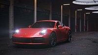 Car Render Scene - Garages - Corona render