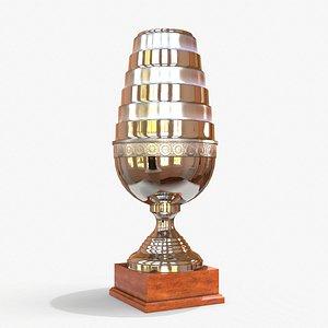 ESL Trophy PBR 3D model