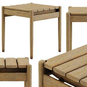3D simja table design