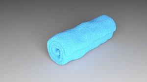 Towel Roll model