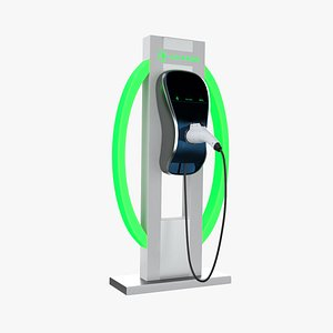 3D Electric Car Charger