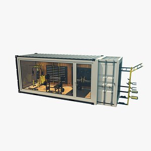 Gym Container 2 model