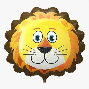 3D Decoration foil balloon 07 Lion