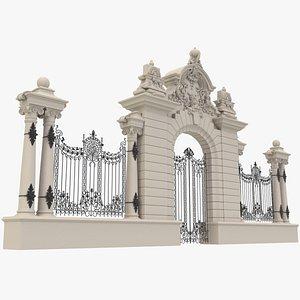 Gates X4 3D