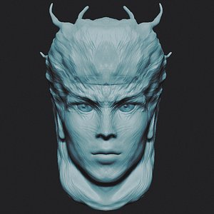 prince 3D model