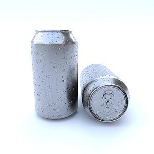 beverage 187 ml 3D model
