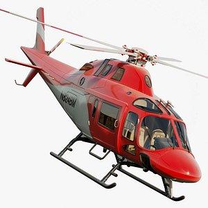 leonardo th-119 3D