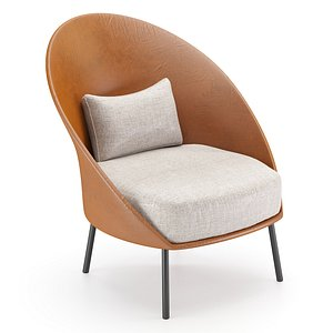 Twins low Armchair model