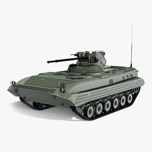 fighting vehicle infantry bmp-1am 3D model