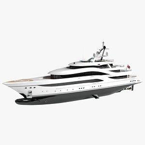 Go Luxury Yacht Dynamic Simulation model