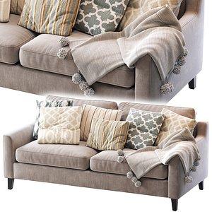 beverly upholstered model
