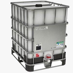 3D ibc transport storage model
