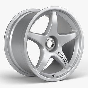 racing wheel oz model