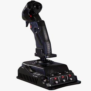 gladiator aircraft joystick 3D