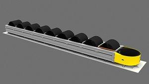 Energy QuadGuard 3D model