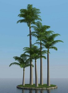 3D XfrogPlants HQPalms 1