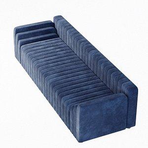 Empire sofa 3D model