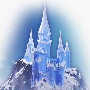 Ice Castle 3D