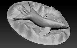 3D model Sea Lion Stl