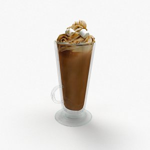 Double Hot Chocolate 3D model