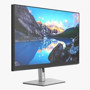 Dell Ultra Sharp LCD 32 inch monitor model
