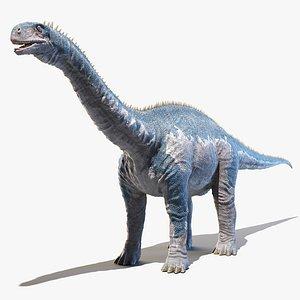 3D Isanosaurus