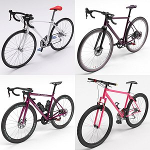 bicycle cycle 3D