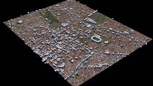 3D Santa Cruz De La Sierra - Bolivia
