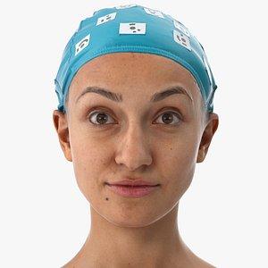 joy human head outter 3D model