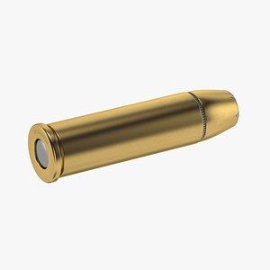 3D bullet 357 magnum