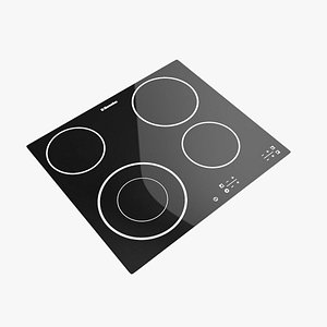 3D cooking hobs