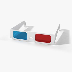 glasses eyewear 3D