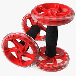 3D Pure2Improve Core Training Wheels