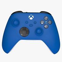 Xbox Series Shock Blue Joystick 8K